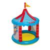 Bestway Fisher-Price детский надувной весело дом Play House игрушки ребенок надувные игрушки родитель-ребенок площадка кукольный 93505 пазл кукольный дом 102671