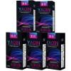 Ya-Qin мужских презервативы презервативы тонкая тонкая тонкая мягкая и жесткая гладкие прохладный влажная тонкое удовольствие кассета 10 * 5 презервативы no 10 condoms