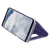 Самсунг (SAMSUNG) S8 + защитный рукав / смарт-телефонные аппараты вертикальные / зеркало защитный рукав фиолетовый экран на самсунг галакси 3
