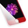 ESK iPhone6 / 6с мембраны стали Apple, 6 / 6с стеклянная пленка 3D мягкий двусторонний полный экран высокой четкости сотового телефона взрывобезопасности фильм JM103- Китайский красный