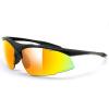 Шаг расширения TS001 2014M мужской и женский поляризованный свет верхом очки ветряная мельница песок спортивные велосипедные очки оборудование наружные спортивные очки очки солнцезащитные очки жемчужно-черный + черный и красный REVO