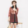 VIVAHEART Корейский случайные свободные белье ажурные вязать кардиган женский красный Размер VWYC172440 женский кардиган 013a56