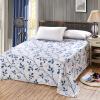 Ivy (AVIVI) листы цельный хлопок 40 саржа печать большая односпальная кровать двуспальная кровать 1,5 м / 1,8 м кровать 230 250 мелководный дождь кровать