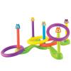 Southland игрушки младенцев Po для детей, бросающих круг наборы на открытом воздухе забавная игра-головоломка воротник весело взаимодействия родитель-ребенок 838A-25 игра головоломка recent toys cubi gami