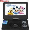 Shinco (Shinco) JC-1018 DVD-плеер, портативный DVD-плееры двигаться dvdvcd плеер 9 дюймов (черный) 110 110