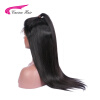 Carina Hair Natural Color Lace Front Wigs Pre Plucked Straight With Baby Hair 100% Human Hair Peruvian Remy Hair Wig beauty peruvian straight lace front wig