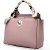 Honggu HONGU женская сумка сумка сумка женская сумка дикая личность кожаный шарф декоративная сумка H5140063880 розовый фиолетовый сумка женская