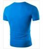Мужская мода Slim Fit T рубашка графический тройники 6 цвет 4 размер графический планшет wacom intuos art pen