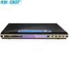 Ющенко (SAST) 958 DVD-плеер EVD игрок HDMI Kara OK игра VCD проигрыватель поддерживает USB (черный) 120x hop 120x evd dvd