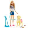 Барби (Barbie) куклы жадной девушки собака DWJ68 барби barbie куклы девушка куклы dyn93 emoji