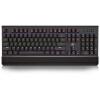 Так ik880 металлические механические клавиатуры 104 клавиши клавиатуры компьютерные игры, излучающие зеленый ось черный компьютерные игры
