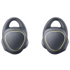 Samsung (SAMSUNG) Передаточное IconX интеллектуальные движения беспроводной гарнитуры Bluetooth (синий) телефон гарнитура музыкальный проигрыватель
