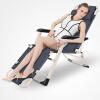Кей-скорость складной стул складной кровати открытый шезлонг сопровождая кровать сиеста кровать сидеть лежать сдвоенные 178 версия FC27 серые стулья кровать