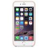 Apple, MGR52FE / A iPhone 6 натуральная кожа бледно-розовый чехол apple mkhj2ru a