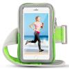 Chi сенсорный экран мобильного телефона руку мешок под рукой руку спортивный сенсорный экран руку с запястья яблоками / Huawei / Samsung / просо 5.5 дюймов зеленый серый