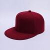 Виагра ребенок (IKEWA) BQM004JIUH бейсболки шляпа мужской г-жа спортивного отдыха солнцезащитный козырек крышка плоско вдоль корейской версии весной и летом прилив шапки хип-хоп шляпа красного вина