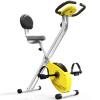 Немецкий пассажирский (Deke) Бесшумный магнитный автомобиль спиннинг велотренажер дома тренажеры K3 классический желтый интерьер тренажеры