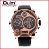 Men Watches Big OULM 9316B Brand Luxury Design Army Japan Movt Quartz dz Watch Male Sport Montres de Marque de Luxe Reloj Hombre big face original oulm 9316b brand japan movt quartz dz watch large men dual time male imported reloj hombre relogio masculino