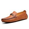 Wit Пытается повседневная обувь мужская мода Горох обувь вождения обувь H47C7601 красновато-коричневый 40 обувь