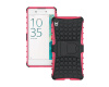 Корпус Sony Xperia E5 сверхпрочный панно Gangxun Прочный двухслойный жесткий гибридный жесткий корпус с противоударной крышкой для sony xperia e5 f3311 white