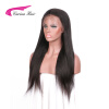 Carina Hair Brazilian Human Hair 130% Density Light Yaki Full Lace Wigs for Black Women with Baby Hair Pre-Plucked Hairline 180 density cheap italian yaki full lace