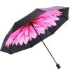 Jingdong [супермаркет] рай зонтик UPF50 + весь оттенок черного винила передачи сложенный зонтик зонтик зонт от солнца восход 30309DLCJ upf50 rashguard bodyboard al004