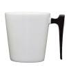 [Супермаркет] Gui Бао Jingdong кружка окрасочного серии просто чашка кофе творческая пара чашек молока офис - Pack 4 чашки [супермаркет] gui бао jingdong кружка цвет серии творческой простой керамической чашки чашка знак большой чашки темно зеленый лес