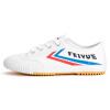 Feiyue / прыжок мужчины и женщины прислуга классические ботинки холст обувь моды белые туфли легкой атлетики обувь 331 красный и с обувь для легкой атлетики health 505