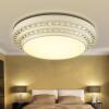 NVC (NVC) Светодиодная лампа исследование спальня потолочный светильник светлый цвет коридор балкон Железный Кольцевая лампа 18W EYX9053 nvc nvc европейский ресторан люстра лампа источник света необходимо повторно подготовить