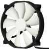 (PHANTEKS) F200SP черный и белый 20 см вентилятор охлаждения шасси 3-контактный (большой объем воздуха / гидравлический вал / утолщение 30 мм / низкий уровень шума / с ударной подушкой / с винтами) зеленый источник воздуха e стюард автомобиль домашний лазер pm2 5 оборудование для обнаружения воздуха 3 0 белый белый