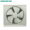 Hongyan (HONYAR) APB30-6-P30N дымы из кухни вытяжного вентилятора ванных вытяжной вентилятор ванная вентиляции вентиляторы настенного жалюзи окна ванная