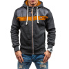 New Men Fashion Cardigan Hoodies Hooded Sweater new