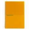 Kokuyo (Kokuyo) WCN-TTN1860 B5 80 квадратов этой страницы 5 мм PP поверхность спирального переплетом ноутбук / блокнот случайного цвета kokuyo kokuyo wcn ds1798 b5 pp поверхность катушки ноутбук ноутбук