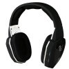 HUHD HW-399M Wireless Gaming Headset Headphones for Xbox One, PS4, PS3, Xbox 360, PC with Detachable Noise-cancelling Microphone
