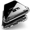 Samsung мобильный телефон оболочки Zi отправить s8 Galaxy S8 (SM-G9500) мобильный телефон оболочки защитный рукав прозрачный все включено DROP все цены