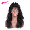 Carina Body Wave 180% Density Brazilian Virgin Hair Full Lace Human Hair Wigs With Baby Hair Free Part Natural Hairline 2015 fashion beauty short u part wig brazilian human virgin bob wig 130 180 density human u part wigs side part for black women