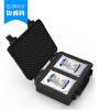 Оррик Отдел (ORICO) 2569S3 2,5-дюймовый ноутбук SATA HDD Корпус Последовательный порт USB 3.0 внешняя коробка серебра внешний контейнер для hdd 2x3 5 orico 3529rus3 черный usb 3 0