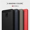 GANGXUN Nokia 6 Case Anti-Slippery Устойчивая к царапинам легкая мягкая задняя крышка из кремния для Nokia 6 gangxun huawei honor 8 pro case anti slippery устойчивая к царапинам легкая мягкая задняя обложка из кремния для чести v9