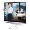 Эффективные (дели) 50491 100 стентированного дюймов 4: 3 проекционный экран экран / проектор / экран проектора экран / Проектор белый проектор
