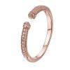 Yoursfs @ Classic Wedding Finger Ring Розовое золото Кольца с кольцами из циркония марко рейнольдс кольца с кольцами красные кольца 48 цвет 49 штук цветные соединительные кольца