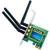 TP-LINK TL-WDN4800 900M двухдиапазонная беспроводная карта PCI-E для моделирования AP (2.4G 450M +5 G 450M) адаптер usb tp link tp link tl wdn4800 450m pci e 3t3r