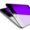 [] Означает предпочтительно добавить два iPhone7 Plus / 6с Plus / 6 Plus стали пленка 7 Apple, против синего стекла пленка телефон защитная пленка 5,5 дюйма - Анти-синий аксессуар защитная пленка protect для apple iphone x front