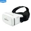 Moqi Si (Mokis) телефон VR виртуальной реальности VR очки 3D-очки, чтобы испытать VR шлем STORM Зеркальные смарт-очки VR-01 белый очки корригирующие grand очки готовые 3 5 g1367 c4