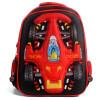 Прохладный гоночный автомобиль детский начальная школа сумка рюкзак сумка мальчиков Детский сад сумка с вашим текстом детский сад