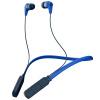 Череп (Skullcandy) INKD 2,0 WIRELESS S2IKW-J569 Bluetooth беспроводная гарнитура синий спортивный shure shure se215spe bt1 мощный бас уха беспроводная гарнитура bluetooth спортивный hifi телефонный звонок специальный выпуск синий