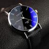 Бизнес наручные часы Мужские часы +2017 Роскошные известная марка наручных часов Мужской часы кварцевые часы