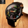 Yazole Cute Lovely Cartoon number Children Watches Fashion Boys Girls Casual Kids Clock Wholesale And Retail Christmas Gift E46 creative 2016 fashion mango watches children boys girls mango pattern dial yellow silicone starp lovely cute quartz watches