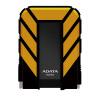 DATA ADATA HD710 2TB IP68 водонепроницаемый и пылезащитный класса ударопрочный 2,5 дюйма мобильный жесткий диск USB3.0 три анти-желтый накопитель ssd a data adata ultimate su800 512gb asu800ss 512gt c