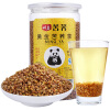 Мин бутон подлинной Сычуань Liangshan гречневой чай черный чай гречихи полный золотых частиц бутилированную травяной чай гречневую чай 330г