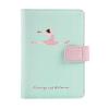 kinbor кожи A6 суб-ручные книги / ежедневники рука книга / канцелярский ноутбук Flamingo DTB6158